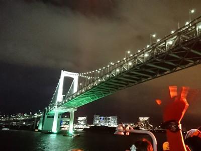 【おでかけ】フリードリンク付きクルーズ!晩夏に大人の東京湾納涼船