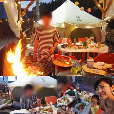 【グランピングレポ】ぶどうの樹グランピング福岡