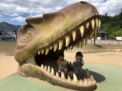 福井県立恐竜博物館のまち、勝山市めぐり【子連れスポット】