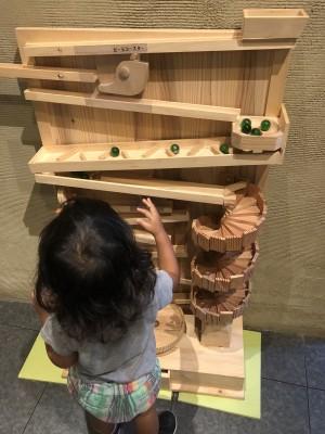 【日本のへそ】西脇市の科学館「テラ・ドーム」でからくり遊び!