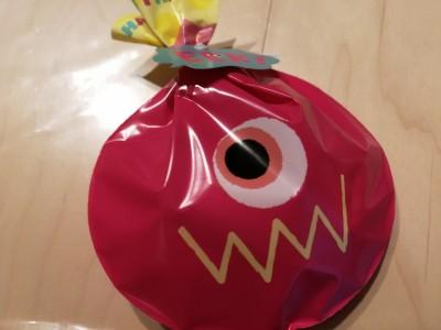 【ダイソー】ハロウィンクリアバッグが可愛すぎて優秀!