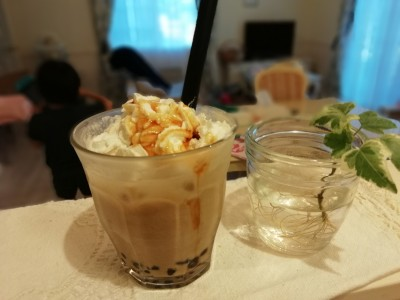業務スーパーのタピオカミルクティー飲んでみた。作り方と美味しい飲み方♡