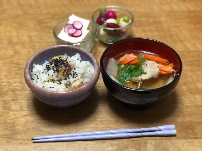 【子どもと料理】小5男子の放課後を考える・・・遊ぶ!学ぶ?料理する!