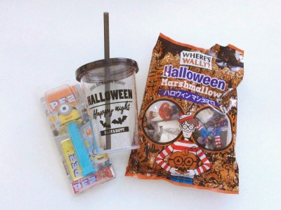 【Can★Do】ハロウィンウォーリーとミニオンPETS発見!