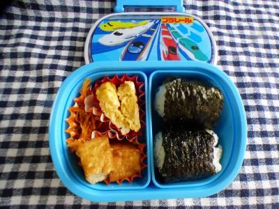 母間違えて弁当持たせ、まさかの!!3男弁当&給食W食い!!!