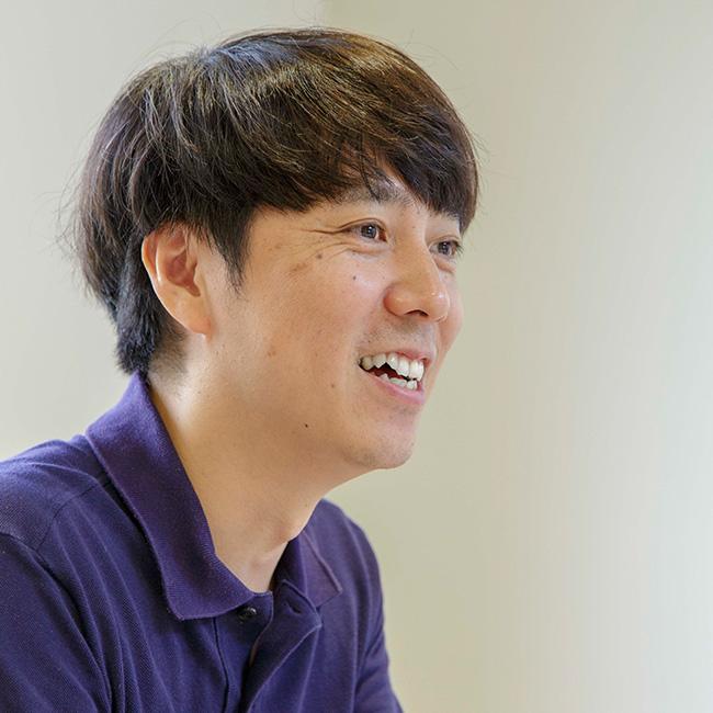 ROLLCAKE株式会社(ALBUS運営事務局)伊野亘輝さん