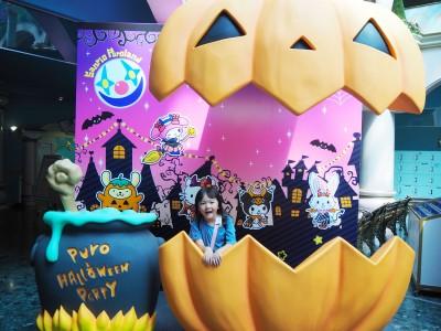 【サンリオピューロランド】ハロウィンパーティー!パレードも盛り上がる!