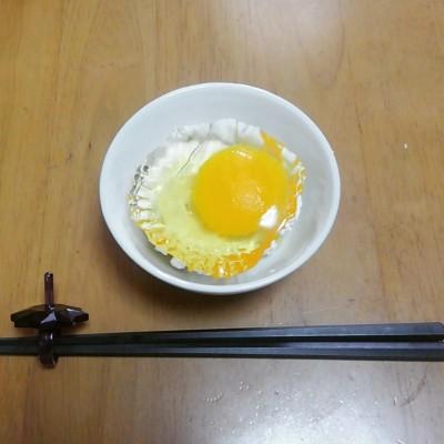 運動会やハロウィンにも!卵不使用の『おかしな生卵』のびっくりデザート!