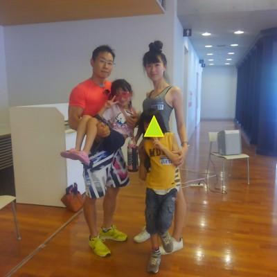 筋肉体操で話題の谷本先生はデカかった!近大オープンキャンパスに潜入!