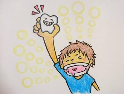 【歯の生え変わり】長男の乳歯に一喜一憂!