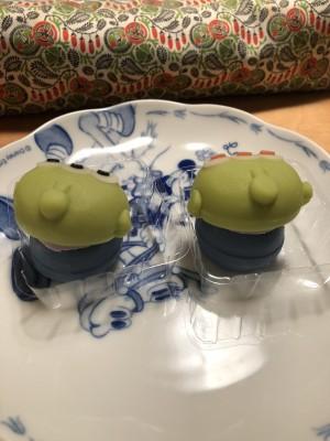 【食べマスDisney】今回はトイ・ストーリーのエイリアン!