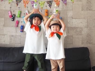 【ハロウィン仮装】我が家のあまりお友達とかぶらないほのぼの仮装5選!