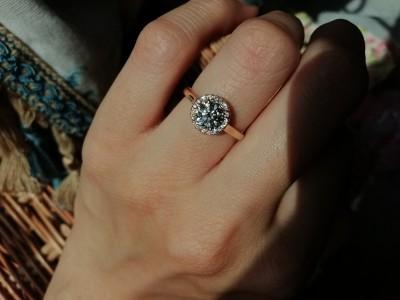 アメリカのJames Allenでスイートテンダイヤモンドを買った話2