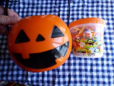【セリア・ジップロック】ハロウィンおすすめお菓子入れ♡