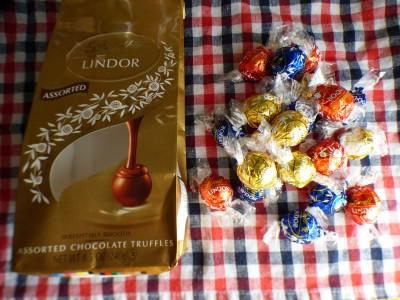 美味しすぎるチョコレート♡リンツリンドール