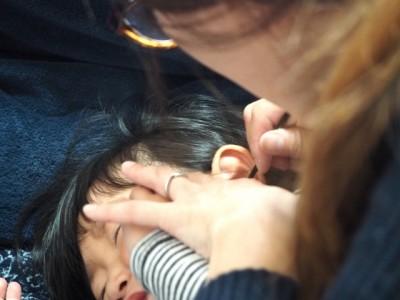 【病気】連休中に子どもが急性中耳炎!休診時にどうにか乗り切った市販薬