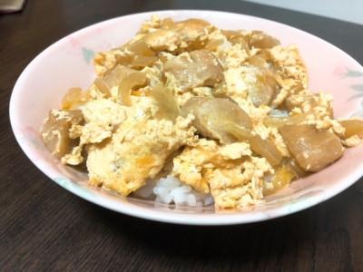 【ダイエットに最適】親子丼は鶏肉じゃなくて○○に変えよう!