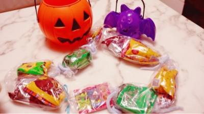 【ハロウィンお菓子】家にあるお菓子がハロウィン仕様に♪☆♪☆