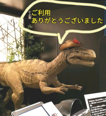 【変なホテル】舞浜駅前送迎あり!恐竜がお出迎え。便利ステイ