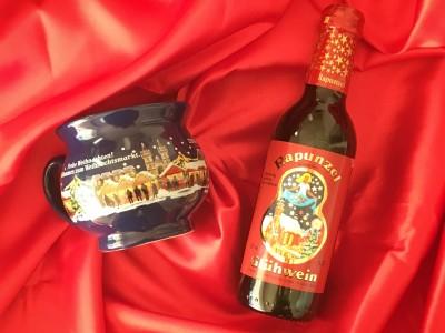 【カルディ】の温めて飲むワインとマグカップのセットがすごく可愛い