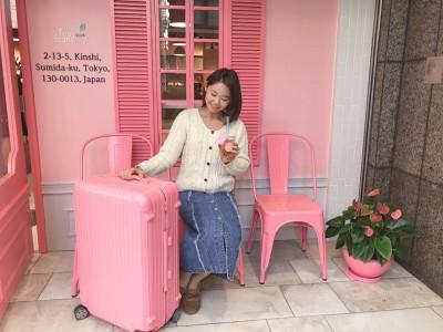 【紅茶専門店】錦糸町にオールピンクのインスタ映えカフェが登場!