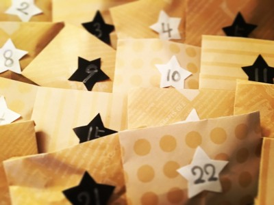 簡単!手作り「アドベントカレンダー」でクリスマスのワクワクが何倍にも!