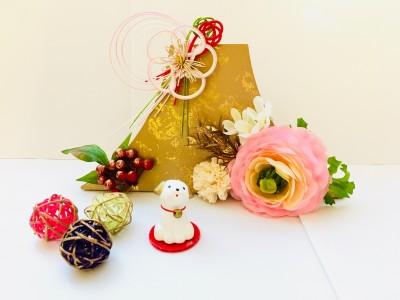 【誌面掲載♪お正月アレンジメント】正月飾りとの違い、飾る日にちは?