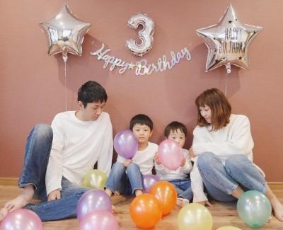 756円で誕生日フォトで思い出☆子供大喜びで親も大満足◎だった話。