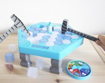 【ハラハラドキドキ】単純だけど楽しい!クラッシュアイスゲーム