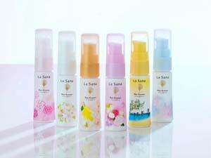 「ラサーナ 海藻 ヘア エッセンス 6種の香り コレクション」を2人にプレゼント!