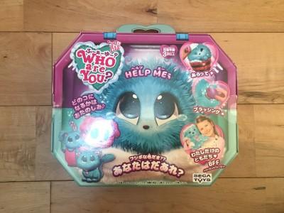 話題のおもちゃ【フーアーユー?】で小学生が遊んでみたよレポ