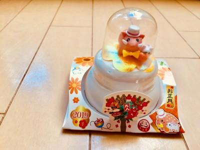 【リピ買い】可愛い鏡餅のフィギュアはあのお姉さんデザイン