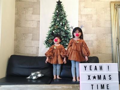 【セリア】トナカイコスチュームでちょっとおちゃらけクリスマスはいかが?