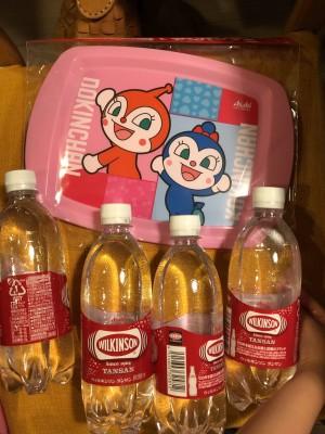 アンパンマントレイがもらえる!アサヒ飲料キャンペーン!