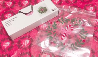 【フライングタイガー】ランチバッグ!お友達へのクリスマスプレゼントに!