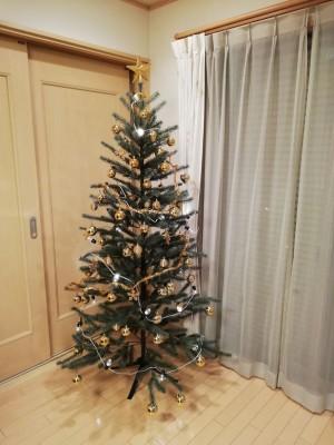クリスマス気分をあげるインテリア♪