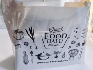 【GRAND FOOD HALL】六本木ヒルズで美味しいもの探し!