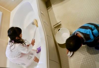 入学前に掃除の練習!子ども2人が大掃除に初トライした結果