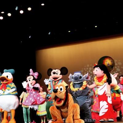 東京ディズニーランド「パーク・ファン・パーティ」とディズニークリスマス
