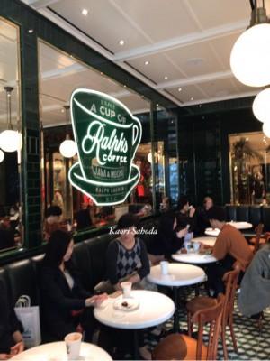 【日本初上陸】ラルフローレンのカフェが表参道にオープン!可愛すぎる♪
