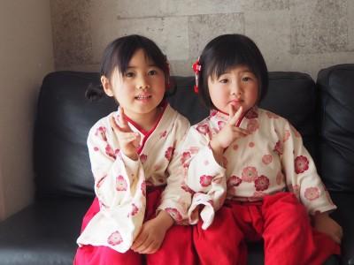 【お正月】セパレートタイプの袴なら、長く使えてイベント感更にUP!