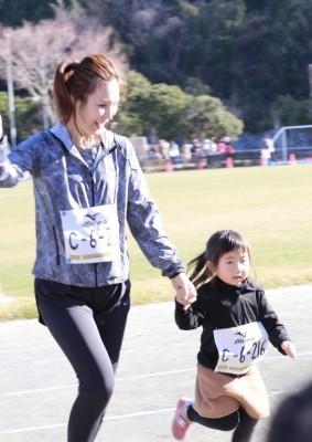 【こどもとおでかけ】親子マラソンに出ました!