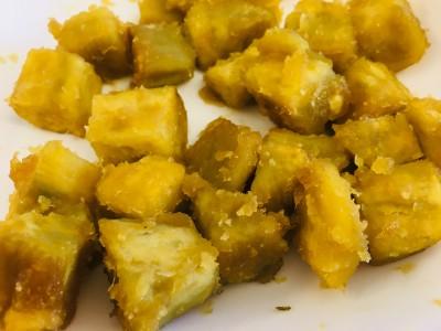 大好評「キャンディポテト」はレンチンのさつま芋でも美味しい!