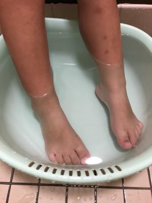 【健康】お風呂で簡単!ながらフットバスで温まる♪