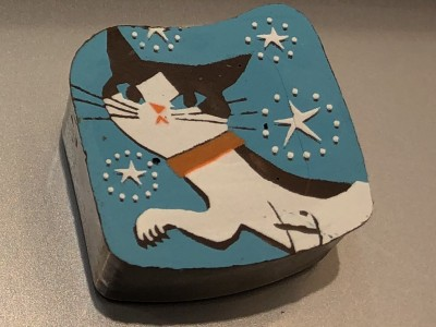 【バレンタイン】猫好き必見★ゴンチャロフのアンジュジュがキュート!