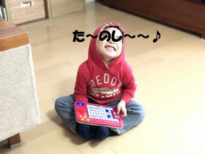 【こどもちゃれんじ】4歳の誕生日プレゼントとして3か月間入会してみた!