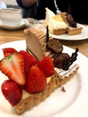 700円のケーキが2700円で食べ放題!2時間でどれだけ食べられる?