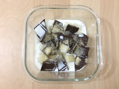 IMG_0521チョコ餅作り方①