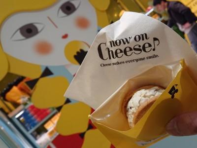 チーズ好き必見★チーズスイーツ専門店『now on Cheese♪』