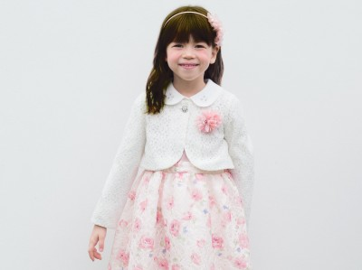 かわいい大好き!着るのが楽しみになる女の子の式服